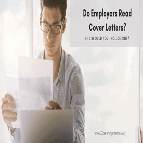 Does Your Employer Actually Read A Cover Letter?
