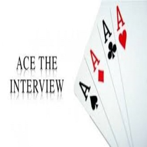 how to ace interview