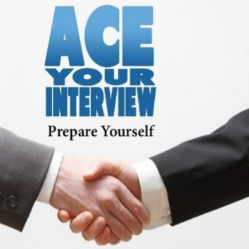 Ace the interview get the job
