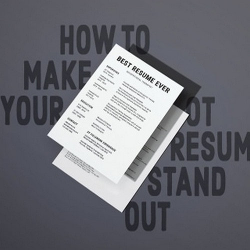5 Simple Ways To Create A Resume That Stands Out