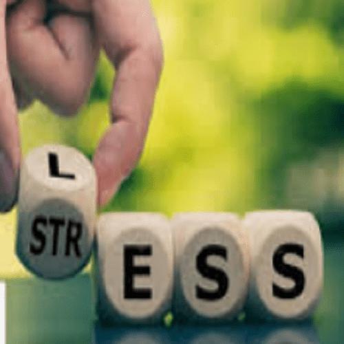 workplace stress less